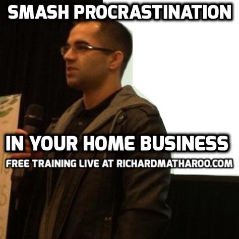 Smashing Procrastination In Your MLM