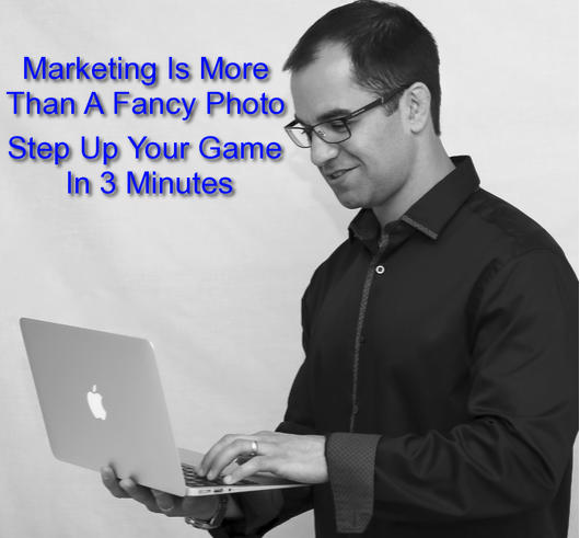 3 Minutes To Better Marketing
