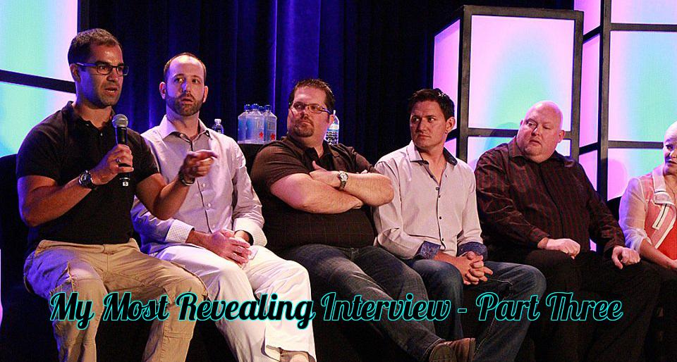 Richard Matharoo Interview With Matt 2015 – Pt 3/3