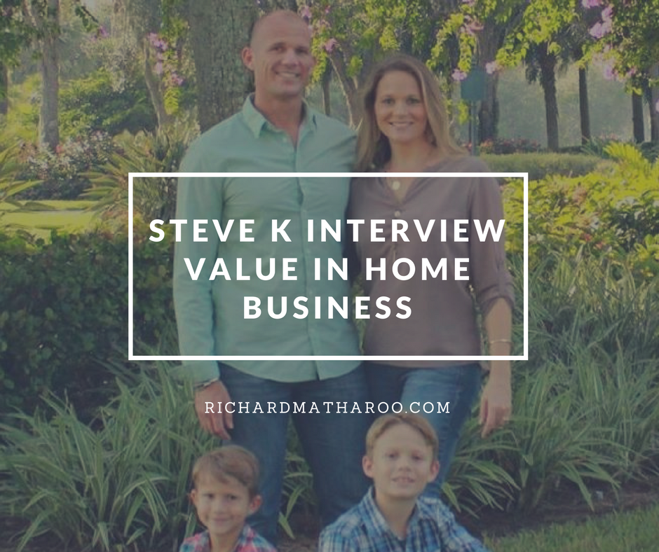 The Importance of Value in Building A Home Business : Steve Krivda Interview