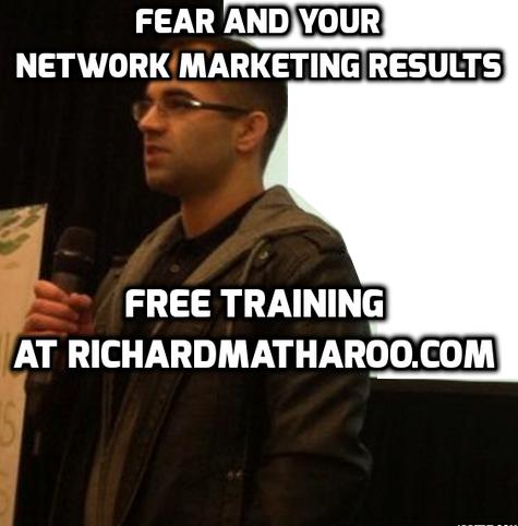 fear network marketing results