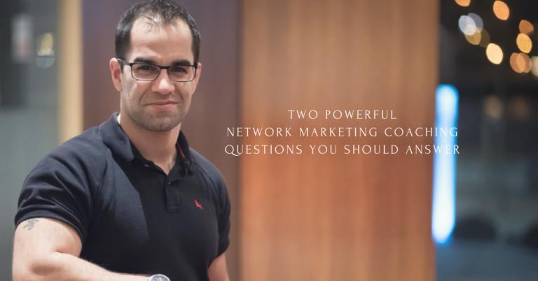 Network Marketing Coach