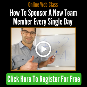 Free Network Marketing MLM Web Class