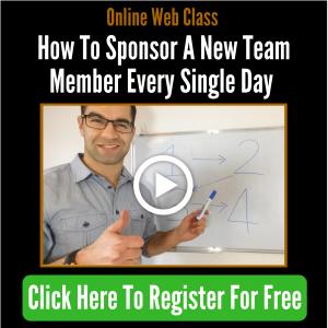 Free Network Marketing MLM Web Class